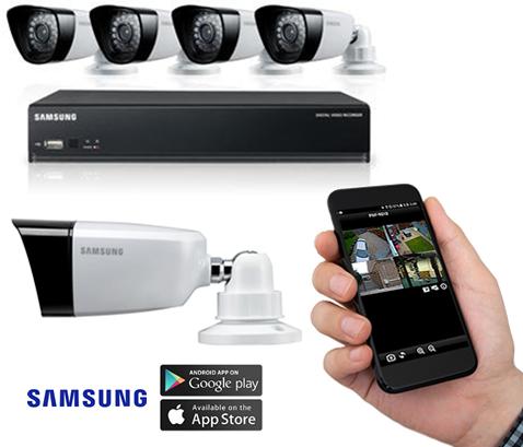 Smart Home CCTV System Installed