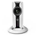 Smart HD Indoor WiFi Security Camera