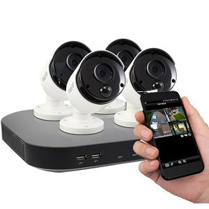 1080p 2mp 5mp cctv system