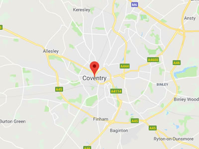 Security Alarm Systems from £349 Fully Installed in Coventry & Surrounding Areas