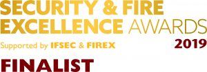 Security FINALIST 2019 Security Installer of the Year