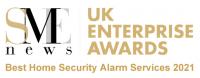 2021 best alarm services uk enterprise awards